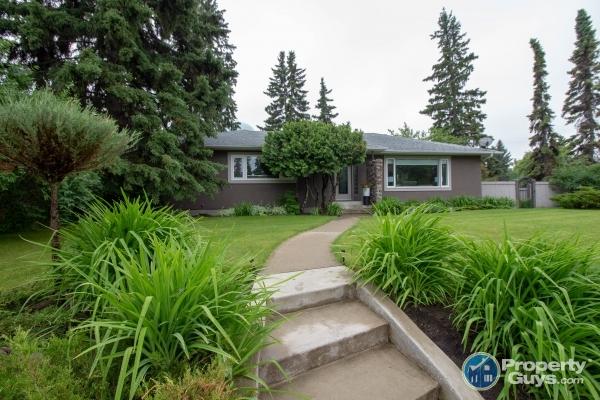 Private Sale: 4465 Springbett Drive, Red Deer, Alberta